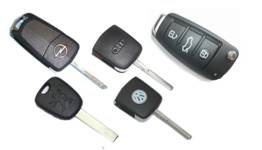Volkswagen Key Locked in Car