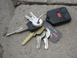 Volkswagen Motorcyle Keys