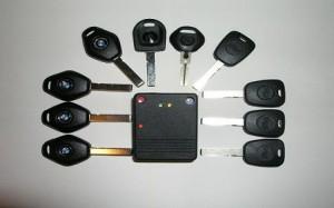Volkswagen Vat Auto Keys